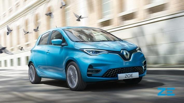 Renault Zoe Hinta